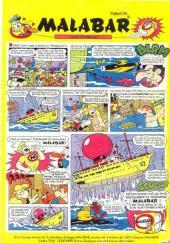 Verso de Picsou Magazine -102- Picsou Magazine N°102