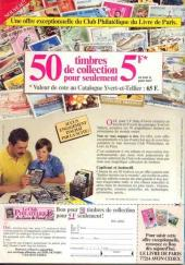 Verso de Picsou Magazine -182- Picsou Magazine N°182