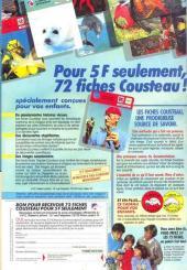 Verso de Picsou Magazine -187- Picsou Magazine N°187