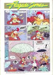 Verso de Picsou Magazine -229- Picsou Magazine N°229