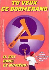 Verso de Picsou Magazine -295- Picsou Magazine N°295