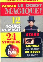 Verso de Picsou Magazine -305- Picsou Magazine N°305