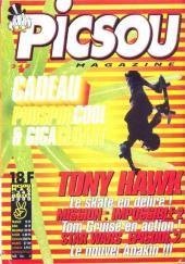 Verso de Picsou Magazine -342- Picsou Magazine N°342
