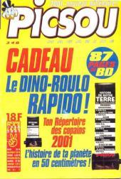 Verso de Picsou Magazine -348- Picsou Magazine N°348