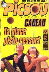 Verso de Picsou Magazine -354- Picsou Magazine N°354