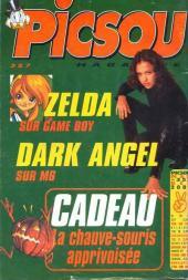Verso de Picsou Magazine -357- Picsou Magazine N°357