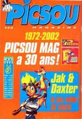 Verso de Picsou Magazine -360- Picsou Magazine N°360