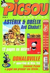 Verso de Picsou Magazine -361- Picsou Magazine N°361