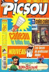 Verso de Picsou Magazine -366- Picsou Magazine N°366