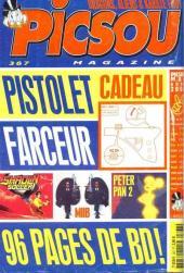 Verso de Picsou Magazine -367- Picsou Magazine N°367