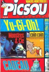 Verso de Picsou Magazine -368- Picsou Magazine N°368