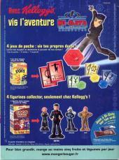 Verso de Picsou Magazine -429- Picsou Magazine N°429