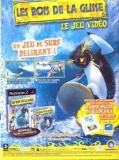 Verso de Picsou Magazine -430- Picsou Magazine N°430