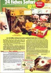 Verso de Picsou Magazine -86- Picsou Magazine N°86