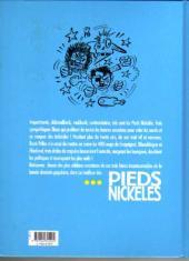 Verso de Pieds Nickelés (Le meilleur des) -2- Embrouilles, arnaques et cocards... l'aventure continue !