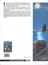 Verso de Pieter Hoorn -1- La passe des cyclopes