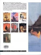 Verso de Les pionniers du Nouveau Monde -7- Crie-dans-le-vent