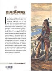 Verso de Les pionniers du Nouveau Monde -15- Le Choix de Crimbel