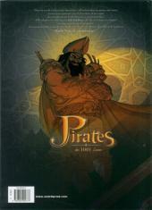 Verso de Pirates des 1001 lunes -1- Tome 1
