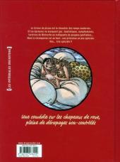 Verso de Le nouveau Jean-Claude -INT- Pizza Warrior