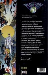Verso de Planetary - Tome 1