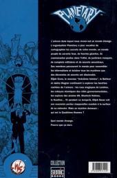 Verso de Planetary -2- Le quatrième homme
