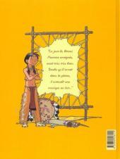 Verso de Popotka le petit Sioux -1- La leçon d'Iktomi