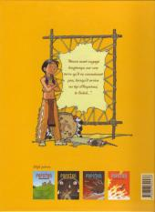 Verso de Popotka le petit Sioux -4- Les Jambières Magiques