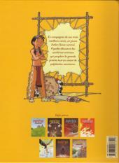 Verso de Popotka le petit Sioux -7- Le garçon étranger