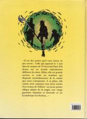 Verso de Le portail -1- Ouverture