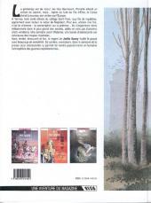 Verso de Le postillon -3- Le chant des escoliers