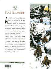 Verso de Poupée d'ivoire -7- La femme lynx