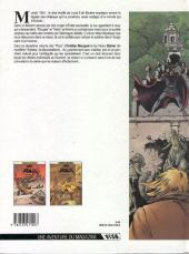 Verso de Les poux (Mouquet/Stalner) -2- Ni rouge, ni noir