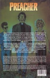 Verso de Preacher (Le Téméraire) -1- Ballade au Texas