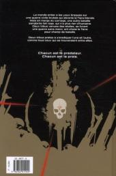Verso de Predator (Soleil) -1- La Proie des cieux