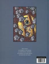 Verso de Professeur Stratus -4- Le monstre des mers