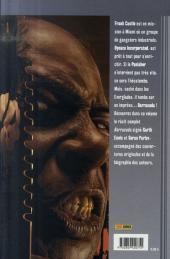 Verso de Punisher (MAX Comics) -8- Barracuda