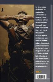 Verso de Punisher (MAX Comics) -9- L'homme de pierre