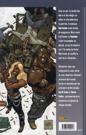 Verso de Punisher (MAX Comics) -10- Punisher présente Barracuda