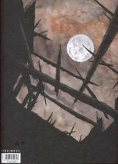 Verso de Purgatoire (Chabouté) -1- Livre 1