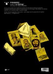 Verso de Pyramides -2- La Sphinge