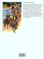 Verso de Tex - Quatre tueurs -1- Le cavalier solitaire