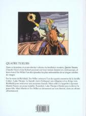 Verso de Tex - Quatre tueurs -3- Le tueur du Richfield
