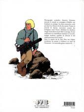 Verso de Quentin Foloiseau (Les aventures de) -1- Le mystère du lac sans nom