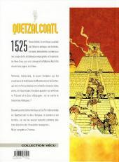 Verso de Quetzalcoatl -7- Le secret de la Malinche