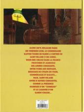 Verso de L'homme au bigos (Les Enquêtes du commissaire Raffini) -8- Les eaux mortes