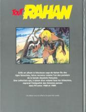 Verso de Rahan (Intégrale - Soleil) (Tout) -HS21a- Rahan et le chasseur loup