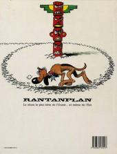 Verso de Rantanplan -1- La mascotte
