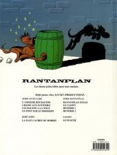 Verso de Rantanplan -6B2- Bêtisier 2