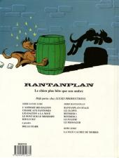 Verso de Rantanplan -9- Le messager